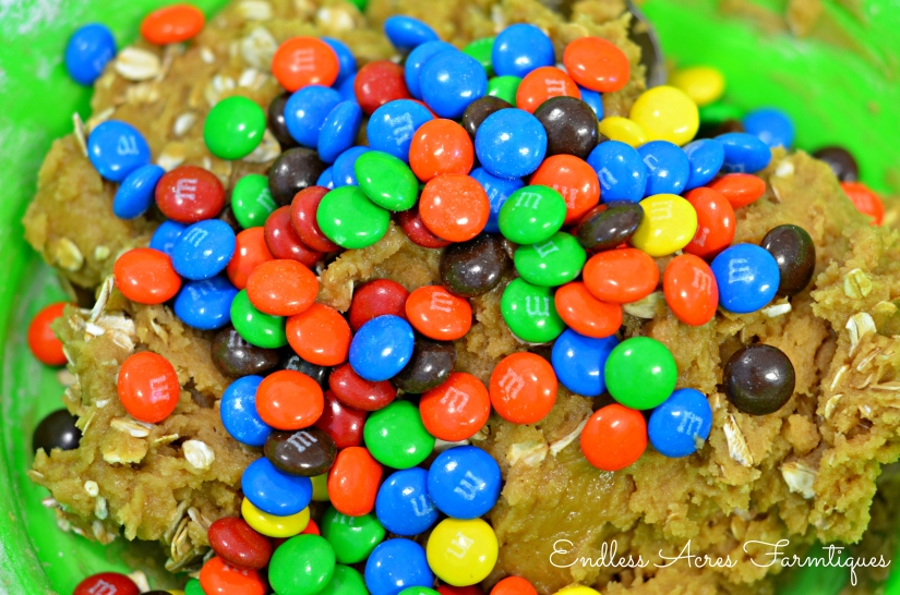 monser cookie recipe