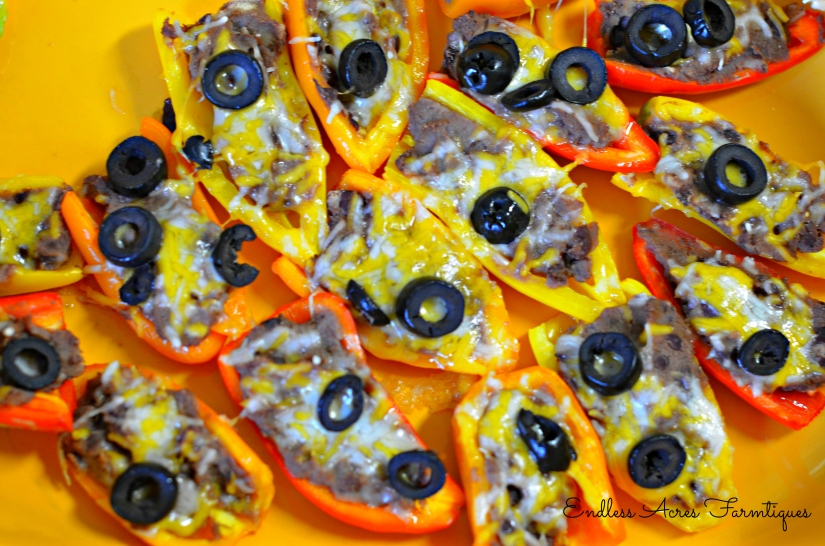 Sweet Pepper Nachos by Endless Acres Farmtiques
